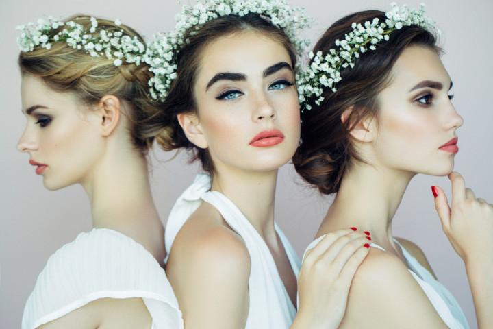 Beautiful young girls