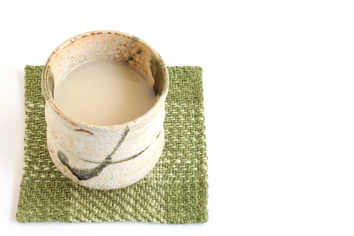 Traditional Japanese Rice Drink