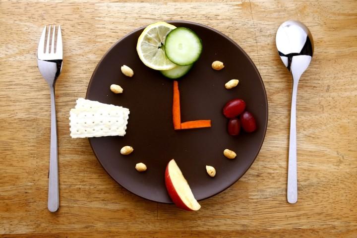 食べる順番と時間