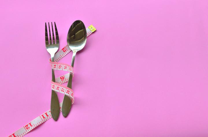 measuring tape to lose weight plan