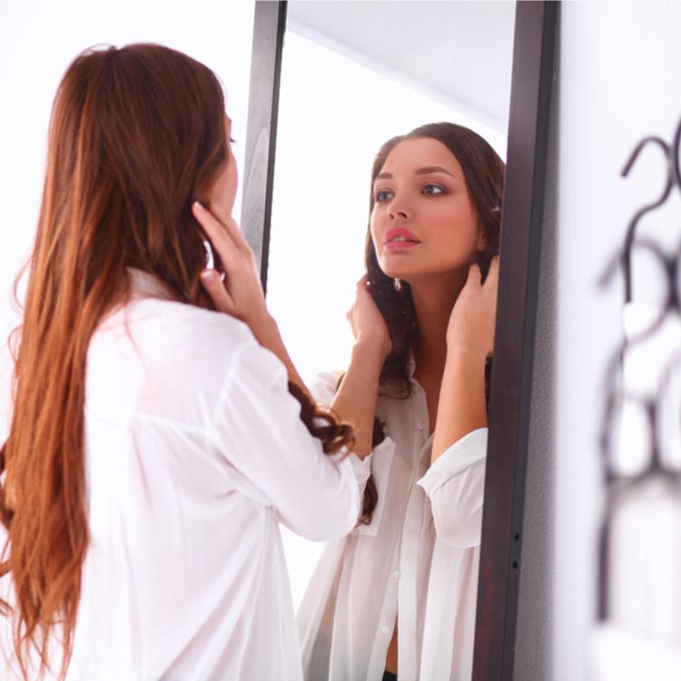 """たまにはじっくり「鏡」と向き合おう!見つめることで見えてくる""""自分の個性""""!"""