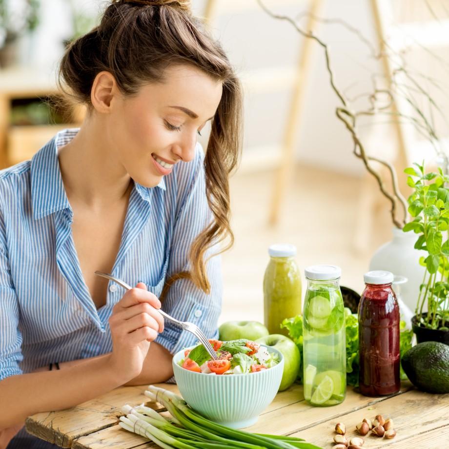 リバウンドしたくない…無理な食事制限よりもバランスが大事!