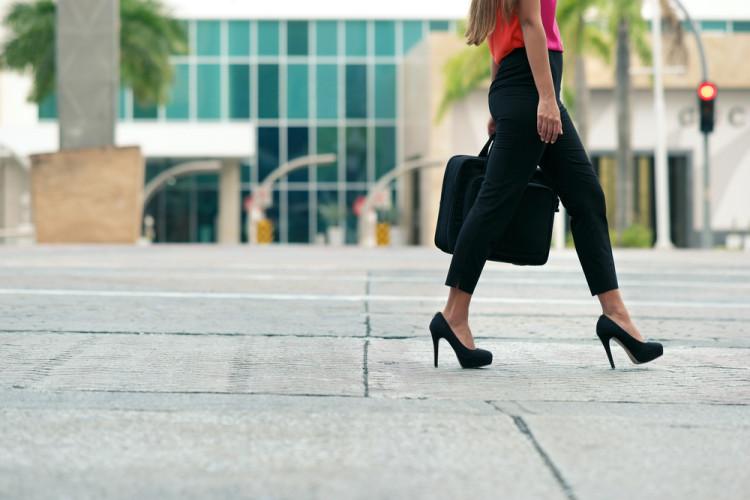 歩くことが好き