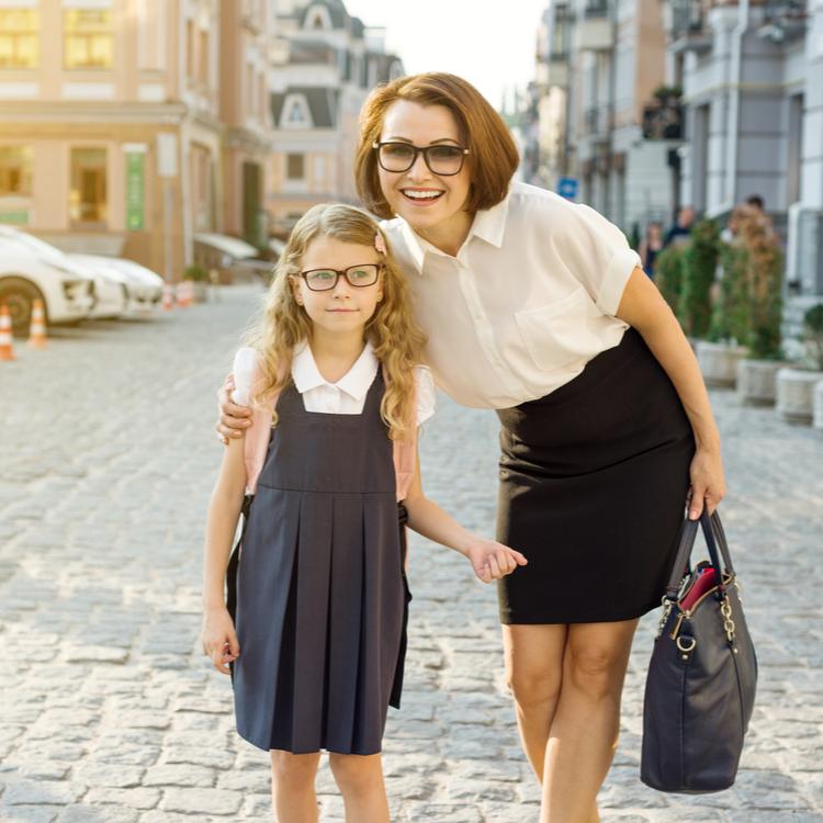 入園・入学式で一歩先を行く「感度の高いオシャレなママ」をアピールしたい!