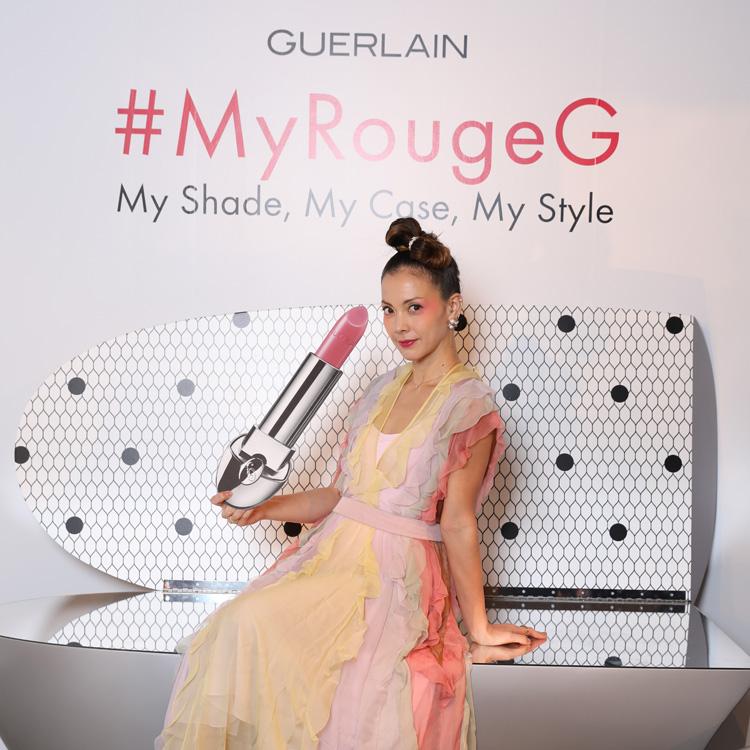 人気モデル&インスタグラマー多数来場!!GUERLAIN「#My RougeG」イベントレポート