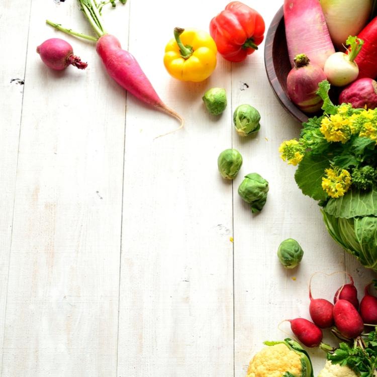 """デトックスには""""春野菜""""がおすすめ!おいしく健康になりましょう!"""
