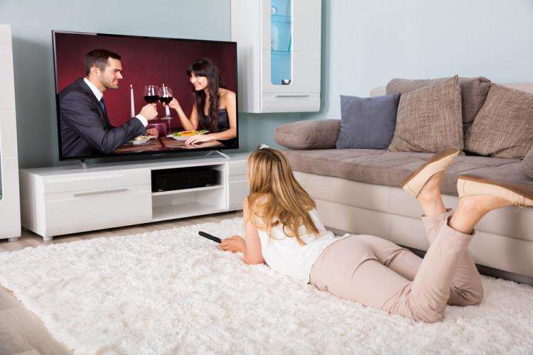 テレビを見ながらダイエット