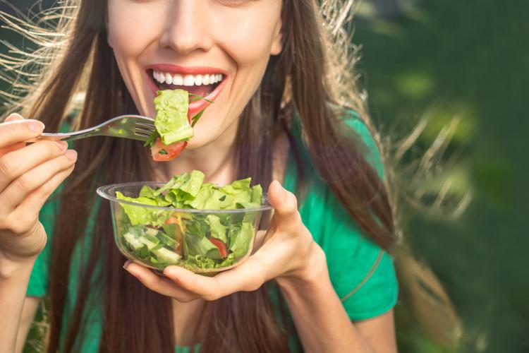 まず買いたいのは野菜とタンパク質メニュー