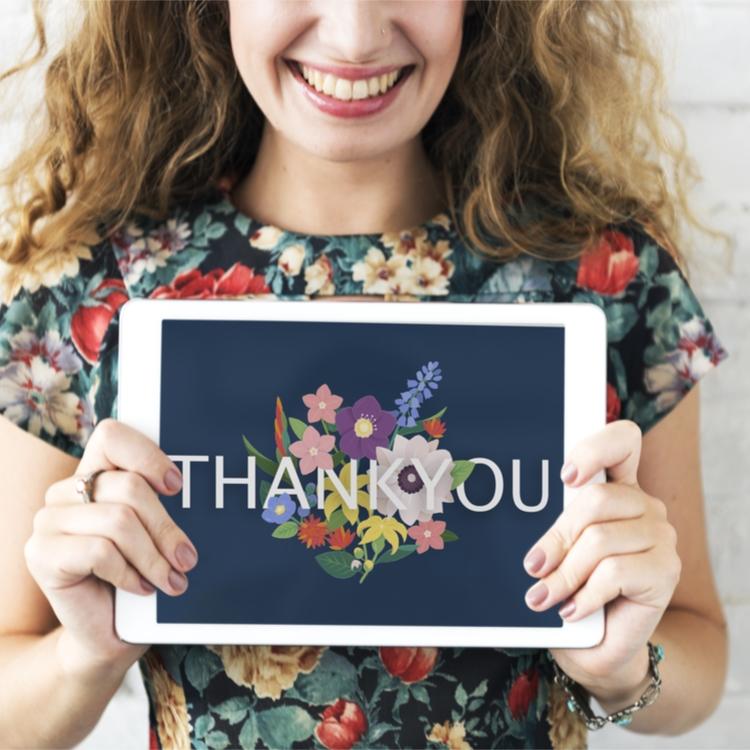 「ありがとう」を伝えていますか?感謝を伝えることで得られるモノ