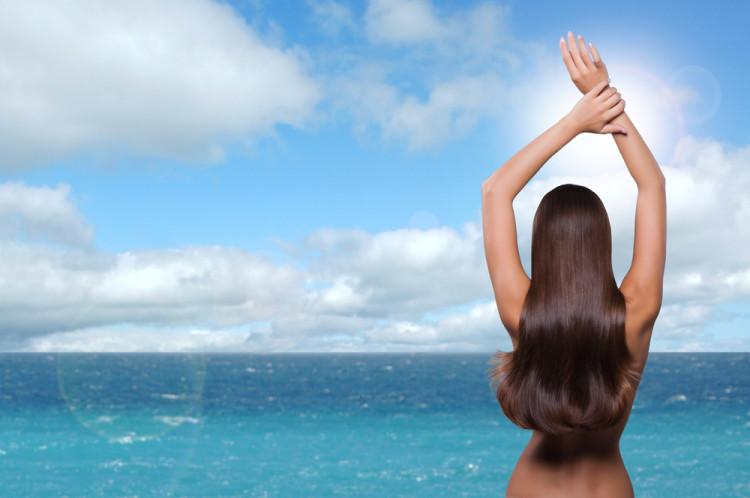 毛髪・頭皮の紫外線対策