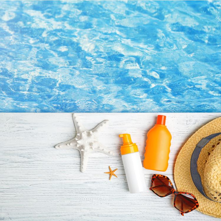 夏は肌トラブルが起こりやすい季節