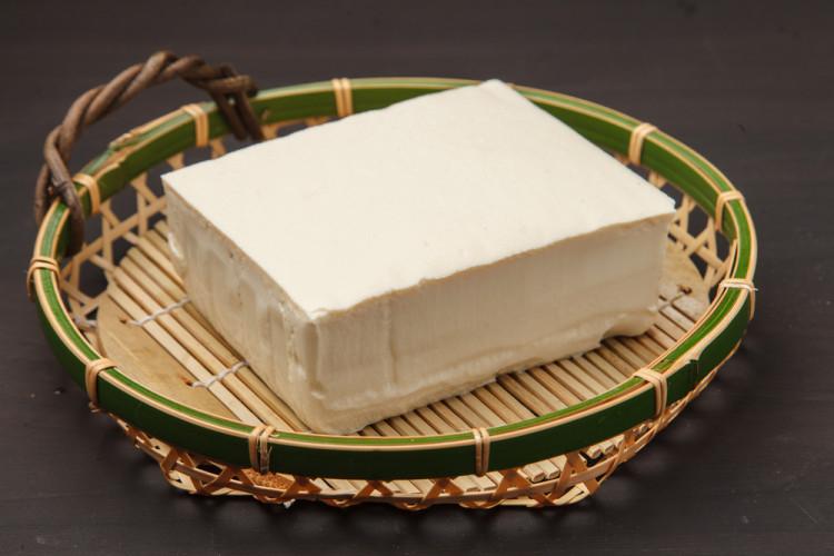 木綿豆腐を水切り