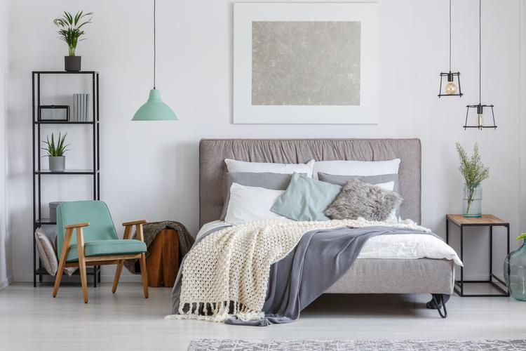 寝具は、衛生的な状態を保つ