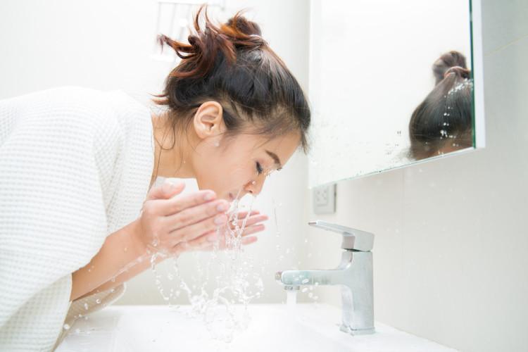 水洗顔だけの方がいい場合もある