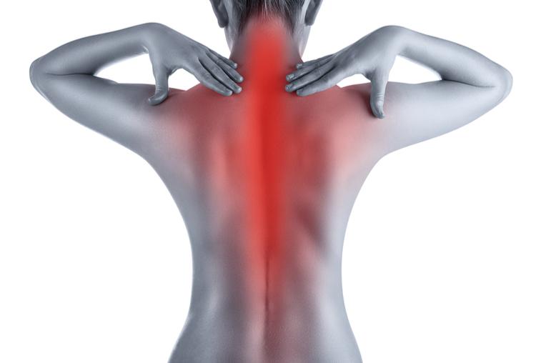 筋肉を緩める