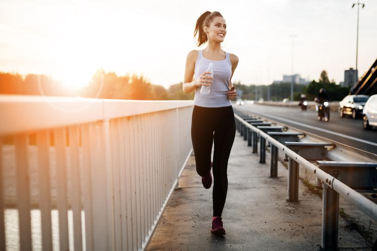 運動不足な生活をやめましょう