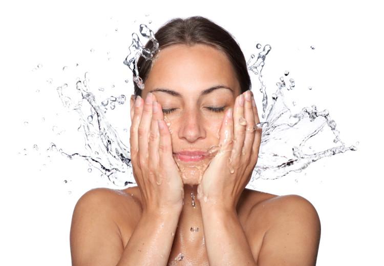化粧水の浸透がアップ