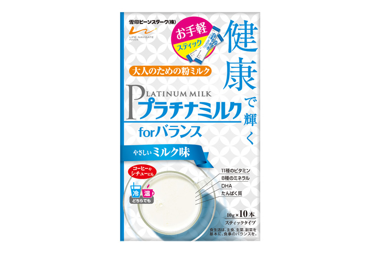 プラチナミルク for バランス