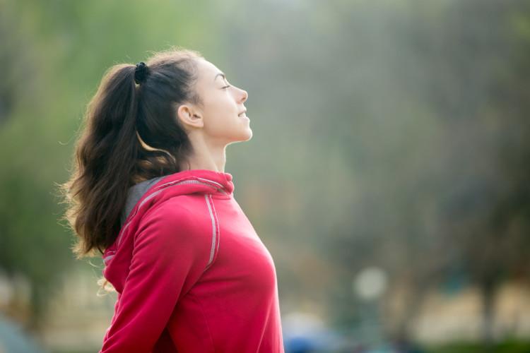 姿勢と呼吸の関係とは?