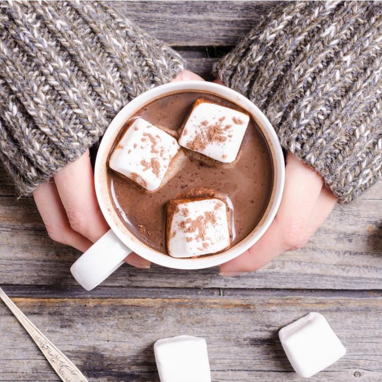 冷え性にもオススメ!甘くて美味しいココアの嬉しい健康・美容効果とは?