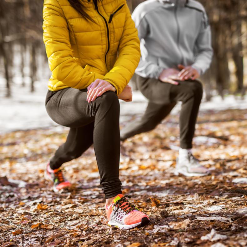 寒いときにおすすめな軽い運動。肩こりや冷えを防止!