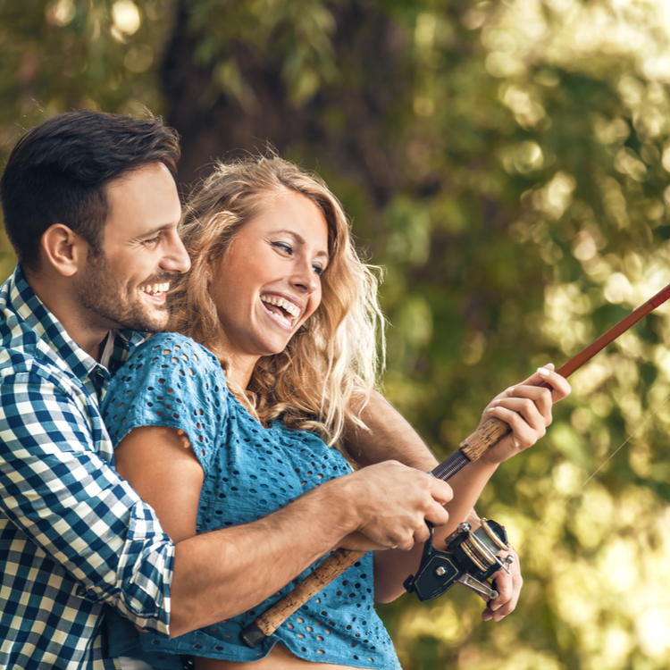 アウトドアでマンネリ解消♡釣りが恋愛に効果的な理由3つ