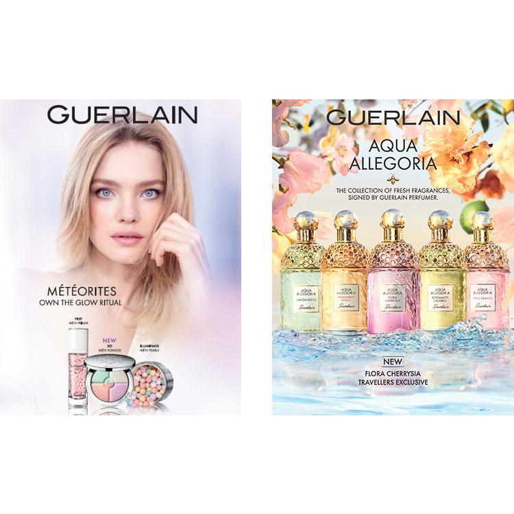 ラグジュアリーブランド『ゲラン(Guerlain)』春の新しい香りと新メイクアップ、2019年2月15日発売開始