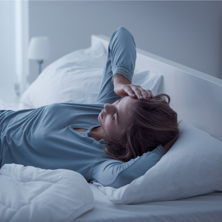 【不眠改善】疲れているのに眠れない!寝つきの悪さを解決する方法