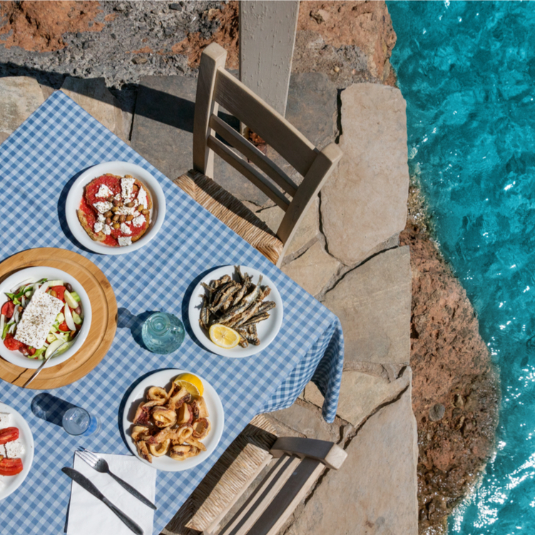 食事制限が少ない、地中海式ダイエットとは