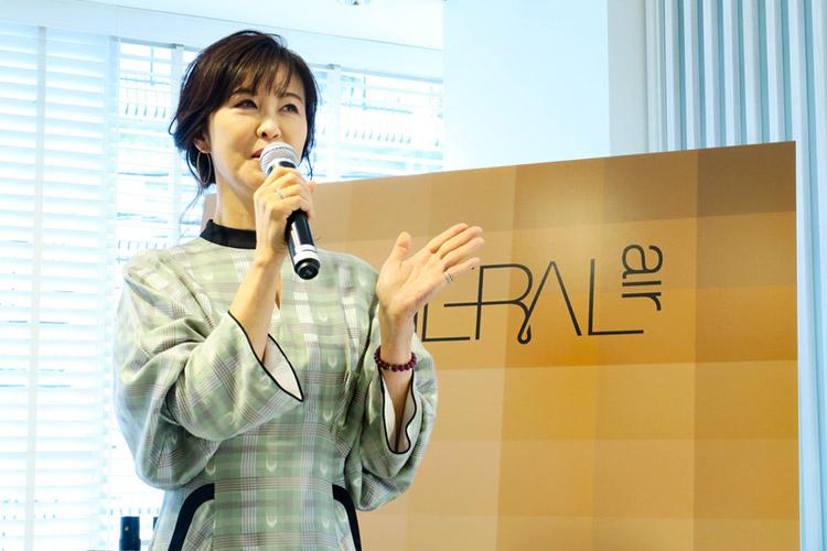 ビューティエディター/美容ジャーナリスト 安倍佐和子さん