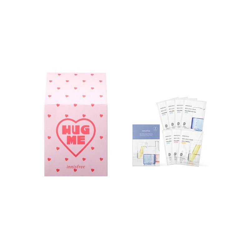 【イニスフリー】オリジナルのバレンタインデーBOX&マスクシートセット期間限定発売