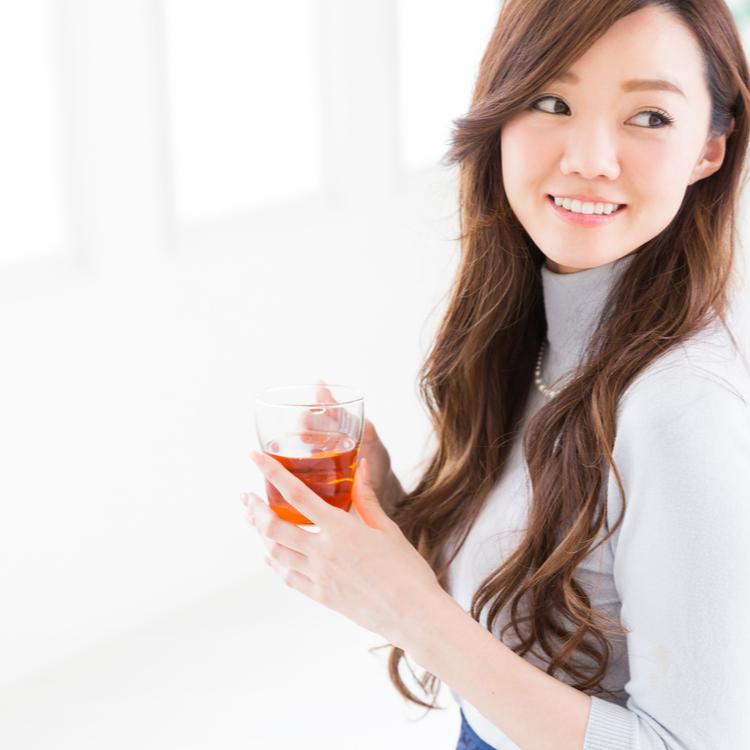 美肌&エイジングケアにも最適!女性が飲むべき美容にいいお茶5選