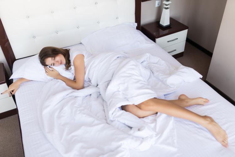 「寝ている時間」にケアできるって本当ですか?