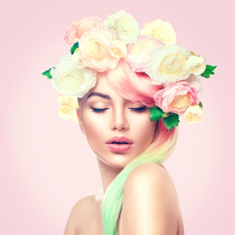透明感を出したいなら…春肌は「ピンク下地」で手軽に叶えられます♡