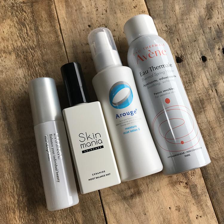 ミスト化粧水の特徴