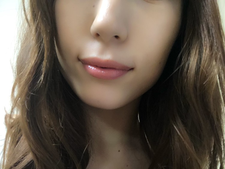 ベビーピンク唇