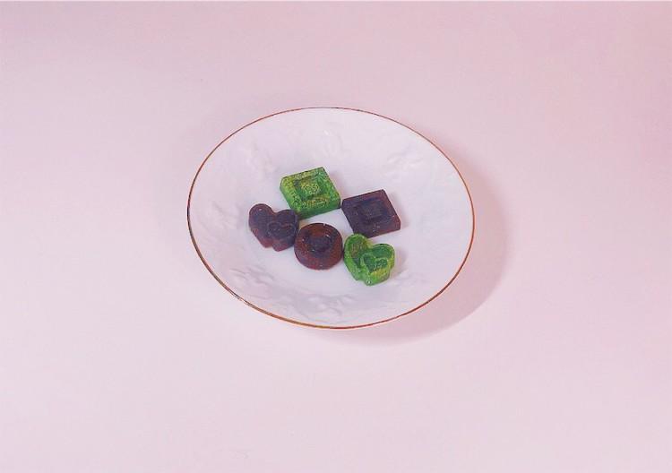 ココナッツオイルチョコレート