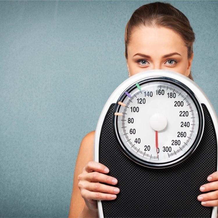 1日でも変化する体重