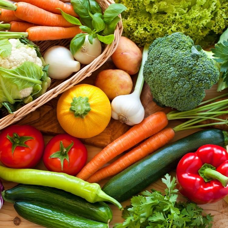 野菜をモリモリ