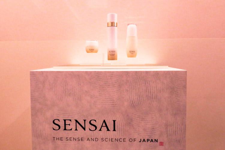 カネボウ化粧品のグローバルブランド『SENSAI』