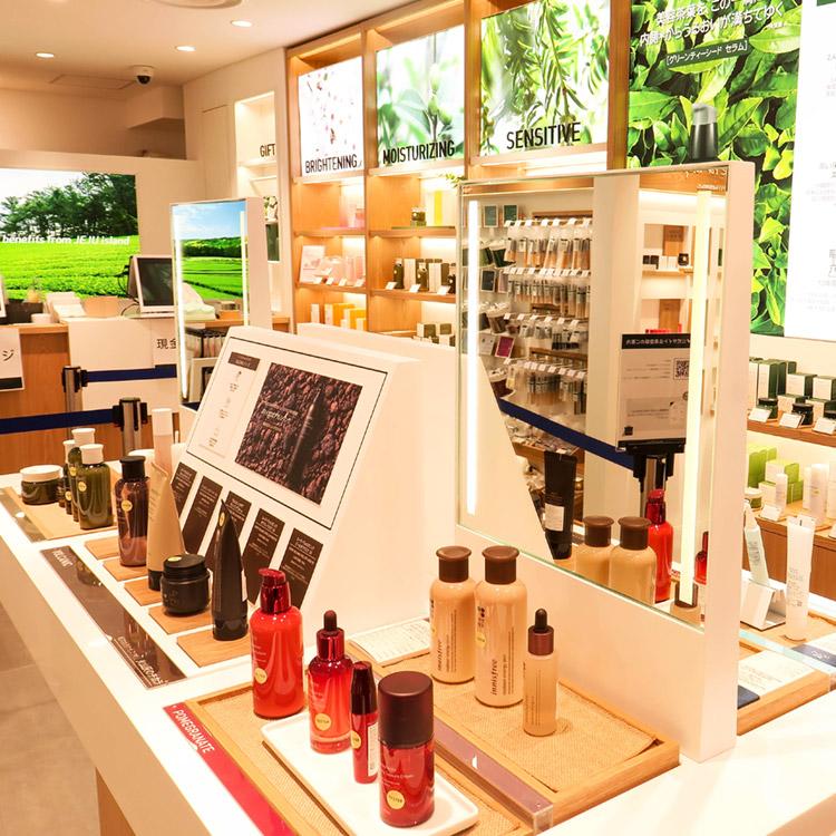 本日「ルミネエスト新宿」にオープン!『innisfree(イニスフリー)』新店舗で今日のキレイを更新しよう