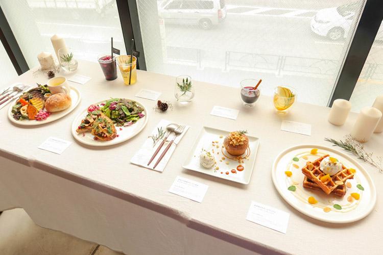 「BOTANIST cafe」限定美肌メニュー発売開始