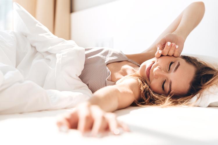 しっかり睡眠で自律神経を整えて
