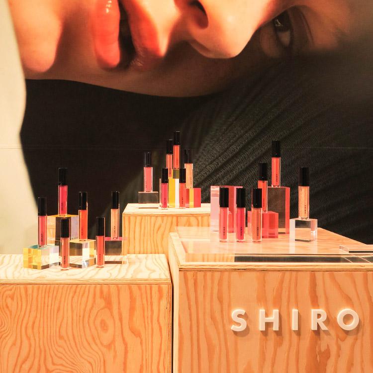 『SHIRO』2019-20春夏速報!人気「オイルリップ」に春カラーを添えたリップで一足早い春の訪れを