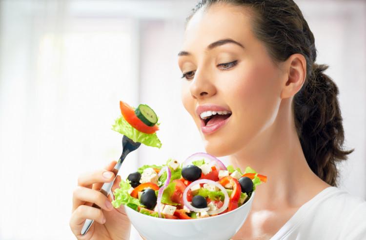 簡単に栄養バランスのとれた食事ができる