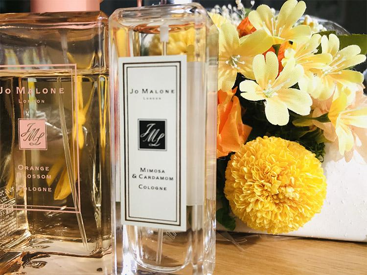 Mimosa & Cardamom ミモザ & カルダモン