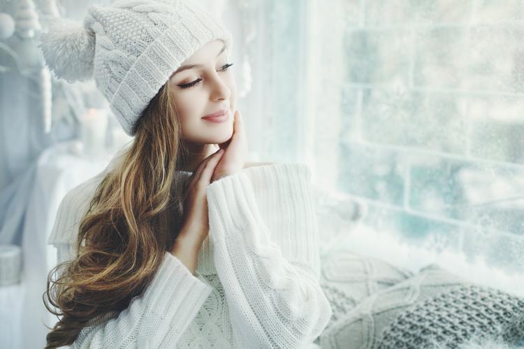 冬でも紫外線対策で美肌をキープ