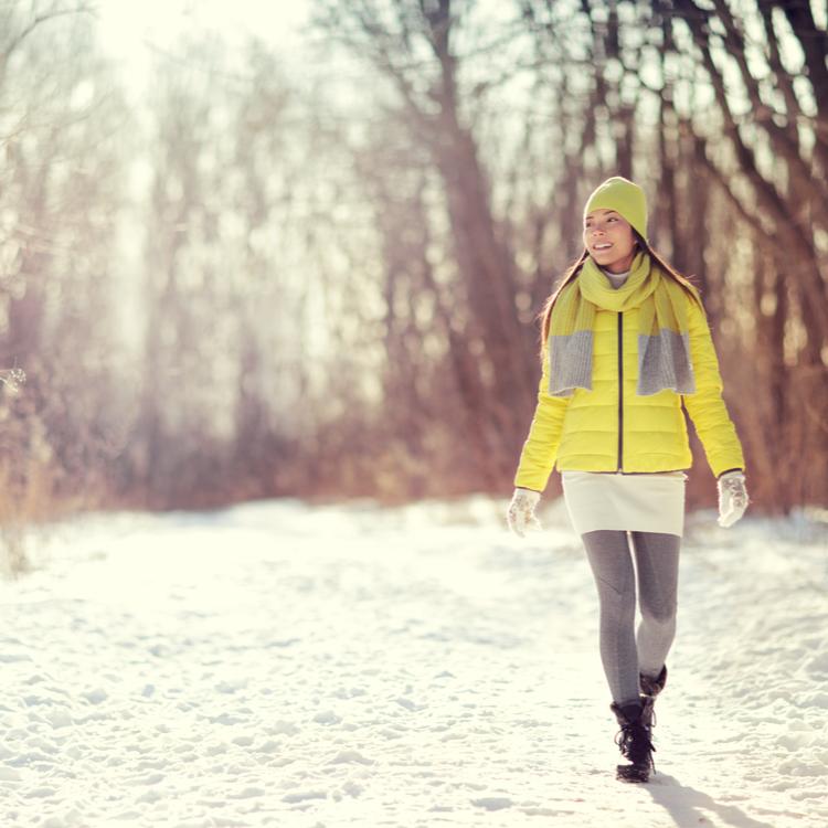 寒くても!気分を上げて、体もよろこぶ、楽しい散歩の続け方