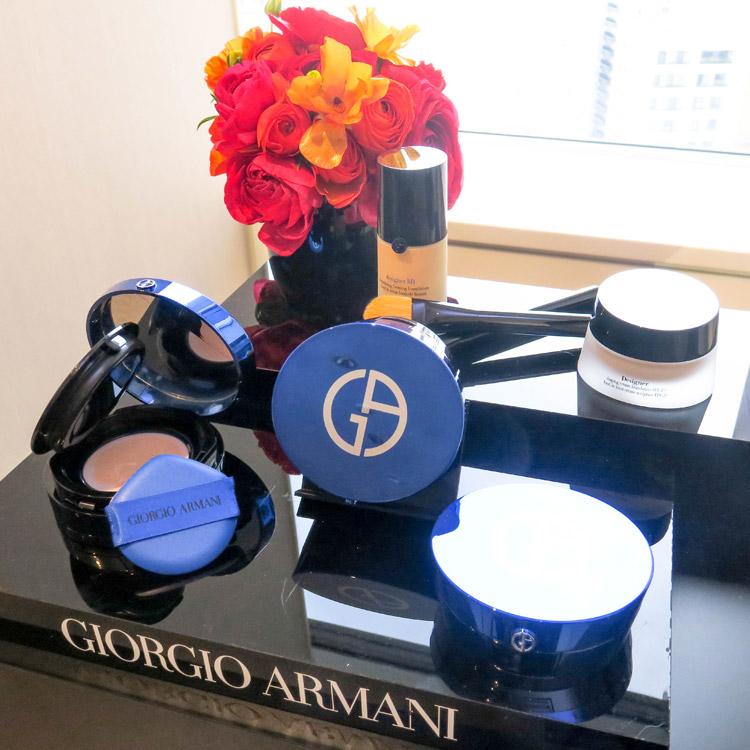 『ジョルジオ アルマーニ ビューティ』2020年春速報!!リップ マエストロの新色と美しきブルーのクッションファンデ登場【2020年3月27日】