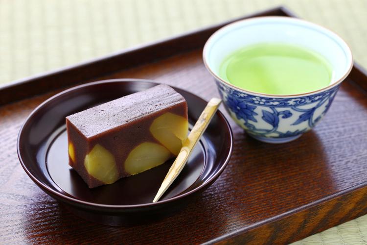 和菓子は太りにくい